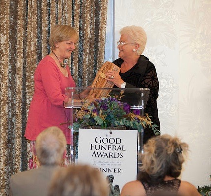 Jean Francis Good Funeral Awards End of Life Planning Last Wishes