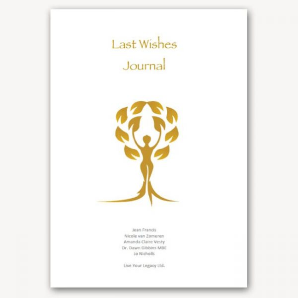 Last Wishes Journal