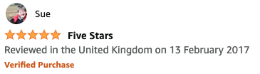 Amazon Review of Time To Go