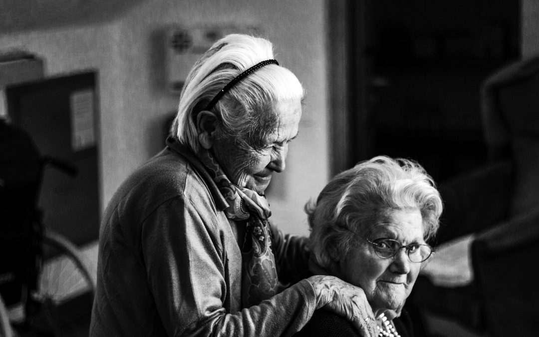 Caring For Those In Care Homes – How Do We Say Goodbye?